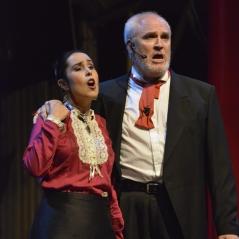 Indira y Karl Svenson