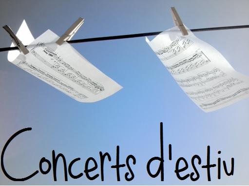 Concerts estiu
