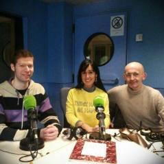 "Entrevista ""Notes de clàssica"" Cat. Música con Albert Torrens i Manel Murías (castañuelas)"