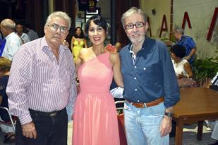 Indira y Antoni Mas